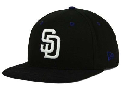 San Diego Padres New Era MLB Tribal Tone 9FIFTY Snapback Cap