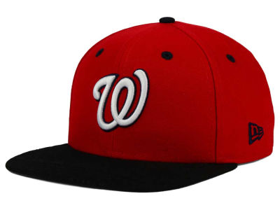 Washington Nationals New Era MLB Tribal Tone 9FIFTY Snapback Cap