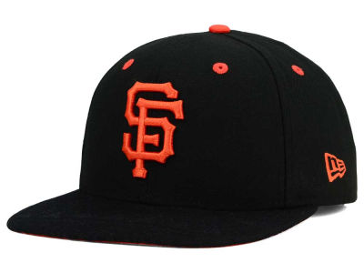 San Francisco Giants New Era MLB Tribal Tone 9FIFTY Snapback Cap
