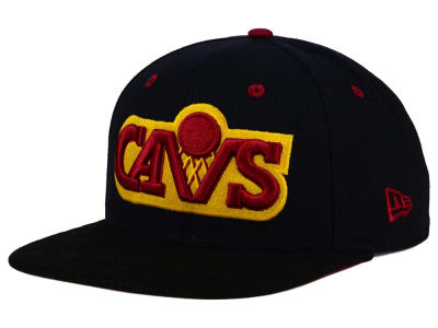 Cleveland Cavaliers New Era NBA HWC Tribal Tone 9FIFTY Snapback Cap