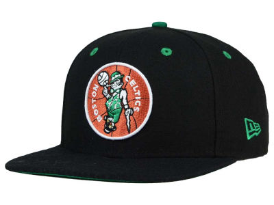 Boston Celtics New Era NBA HWC Tribal Tone 9FIFTY Snapback Cap