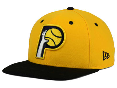 Indiana Pacers New Era NBA HWC Tribal Tone 9FIFTY Snapback Cap