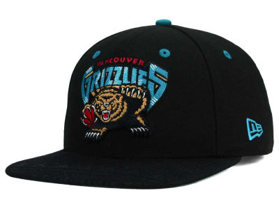 Vancouver Grizzlies New Era NBA HWC Tribal Tone 9FIFTY Snapback Cap
