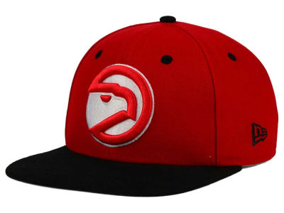 Atlanta Hawks New Era NBA HWC Tribal Tone 9FIFTY Snapback Cap