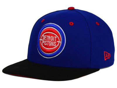 Detroit Pistons New Era NBA HWC Tribal Tone 9FIFTY Snapback Cap