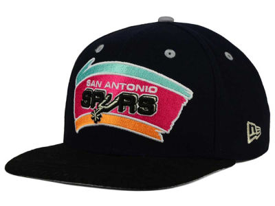 San Antonio Spurs New Era NBA HWC Tribal Tone 9FIFTY Snapback Cap