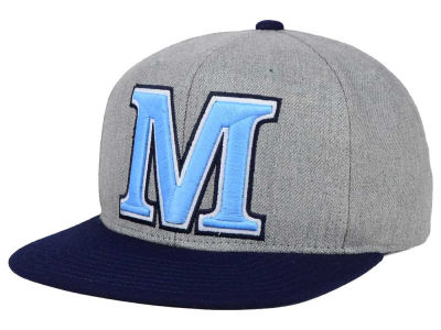 Maine Black Bears adidas NCAA Stacked Box Snapback Cap