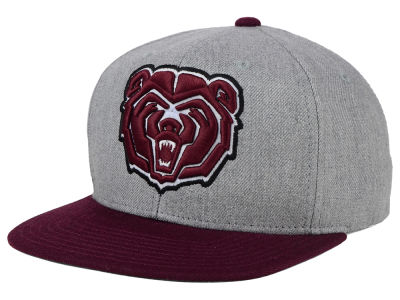 Missouri State Bears adidas NCAA Stacked Box Snapback Cap