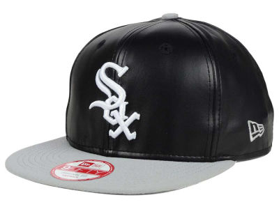 Chicago White Sox New Era MLB Smoothly Stated 9FIFTY Snapback Cap