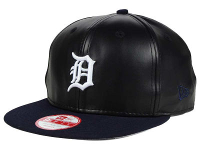 Detroit Tigers New Era MLB Smoothly Stated 9FIFTY Snapback Cap