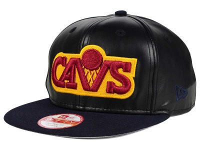 Cleveland Cavaliers New Era NBA HWC Smoothly Stated 9FIFTY Snapback Cap