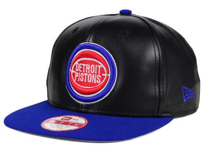 Detroit Pistons New Era NBA HWC Smoothly Stated 9FIFTY Snapback Cap