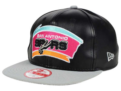San Antonio Spurs New Era NBA HWC Smoothly Stated 9FIFTY Snapback Cap