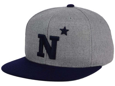 Navy Midshipmen adidas NCAA Stacked Box Snapback Cap