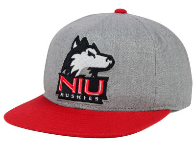 Northern Illinois Huskies adidas NCAA Stacked Box Snapback Cap