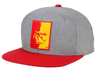 Pittsburg State Gorillas adidas NCAA Stacked Box Snapback Cap