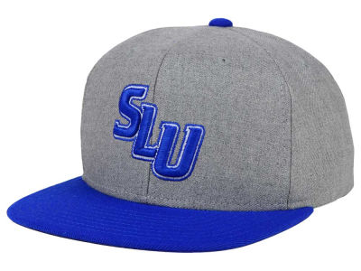 Saint Louis Billikens adidas NCAA Stacked Box Snapback Cap