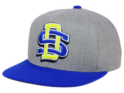 South Dakota State Jack Rabbits adidas NCAA Stacked Box Snapback Cap