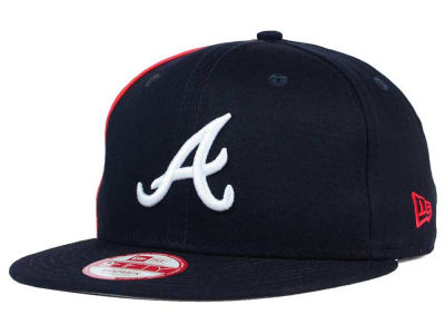 Atlanta Braves New Era MLB Panel Pride 9FIFTY Snapback Cap