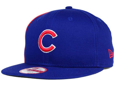 Chicago Cubs New Era MLB Panel Pride 9FIFTY Snapback Cap