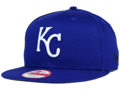 Kansas City Royals New Era MLB Panel Pride 9FIFTY Snapback Cap