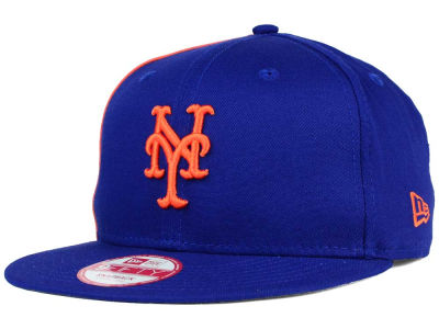 New York Mets New Era MLB Panel Pride 9FIFTY Snapback Cap