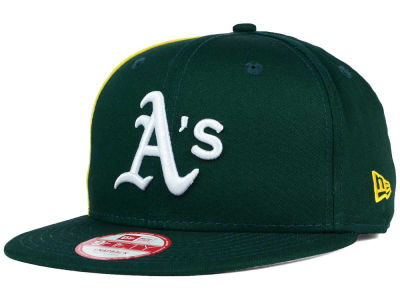 Oakland Athletics New Era MLB Panel Pride 9FIFTY Snapback Cap