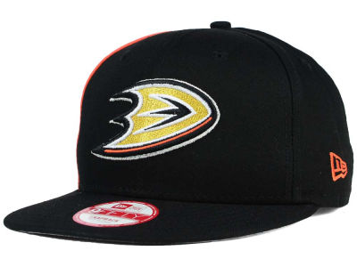Anaheim Ducks New Era NHL Panel Pride 9FIFTY Snapback Cap