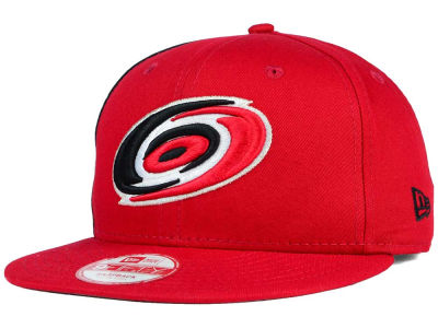 Carolina Hurricanes New Era NHL Panel Pride 9FIFTY Snapback Cap