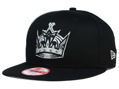 Los Angeles Kings New Era NHL Panel Pride 9FIFTY Snapback Cap