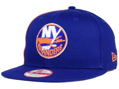 New York Islanders New Era NHL Panel Pride 9FIFTY Snapback Cap