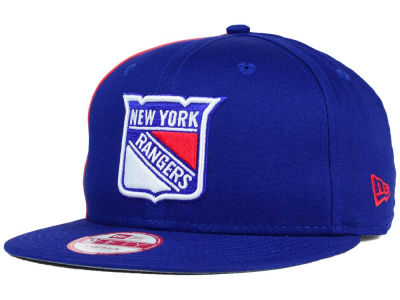 New York Rangers New Era NHL Panel Pride 9FIFTY Snapback Cap