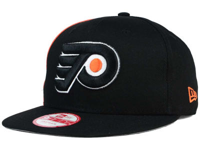 Philadelphia Flyers New Era NHL Panel Pride 9FIFTY Snapback Cap