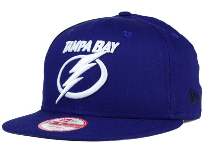 Tampa Bay Lightning New Era NHL Panel Pride 9FIFTY Snapback Cap