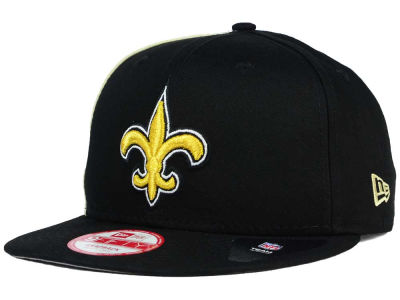 New Orleans Saints New Era NFL Panel Pride 9FIFTY Snapback Cap