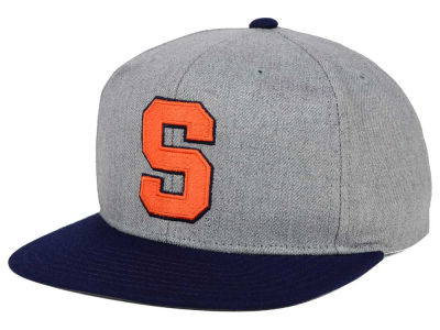 Syracuse Orange adidas NCAA Stacked Box Snapback Cap