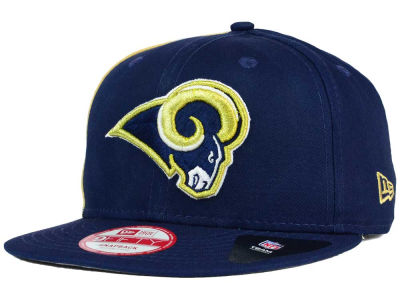 St. Louis Rams New Era NFL Panel Pride 9FIFTY Snapback Cap