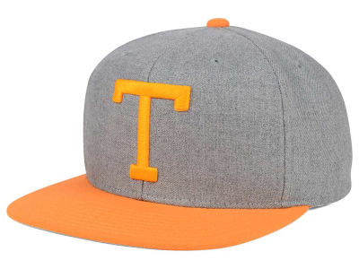 Tennessee Volunteers adidas NCAA Stacked Box Snapback Cap