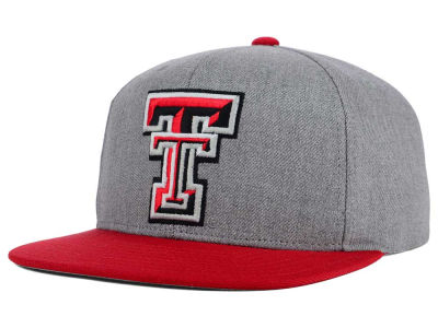 Texas Tech Red Raiders adidas NCAA Stacked Box Snapback Cap