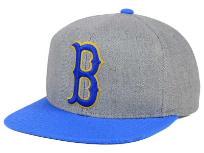 UCLA Bruins adidas NCAA Stacked Box Snapback Cap