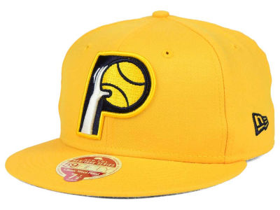 Indiana Pacers New Era NBA HWC Classic Wool 59FIFTY Cap