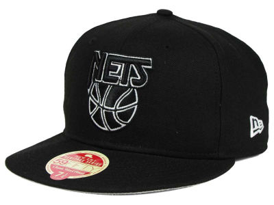 New Jersey Nets New Era NBA HWC Classic Wool 59FIFTY Cap