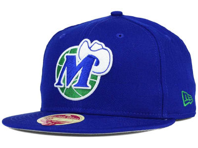 Dallas Mavericks New Era NBA HWC Classic Wool 59FIFTY Cap