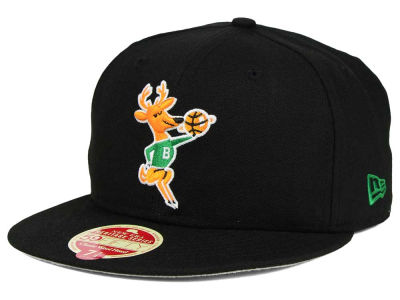 Milwaukee Bucks New Era NBA HWC Classic Wool 59FIFTY Cap