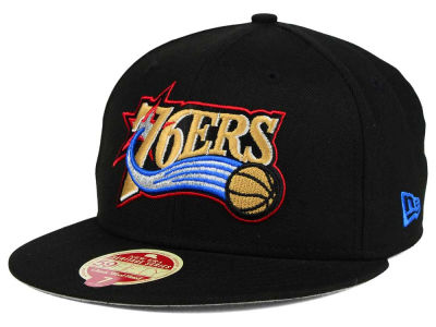 Philadelphia 76ers New Era NBA HWC Classic Wool 59FIFTY Cap