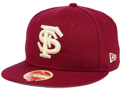 Florida State Seminoles New Era NCAA Classic Wool 59FIFTY Cap