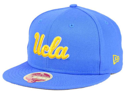 UCLA Bruins New Era NCAA Classic Wool 59FIFTY Cap