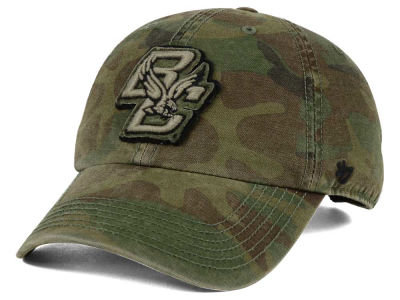 Boston College Eagles '47 NCAA Operation Hat Trick Movement '47 CLEAN UP Cap