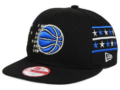 Orlando Magic New Era NBA HWC Fine Side 9FIFTY Snapback Cap