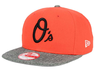 Baltimore Orioles New Era MLB Premium 9FIFTY Snapback Cap
